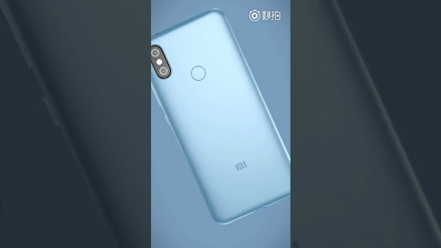 A Video Reveals The Xiaomi Mi 6X (Mi A2) Resembles Redmi Note 5 Pro