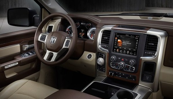 2018 Dodge RAM 2500 HD Changes