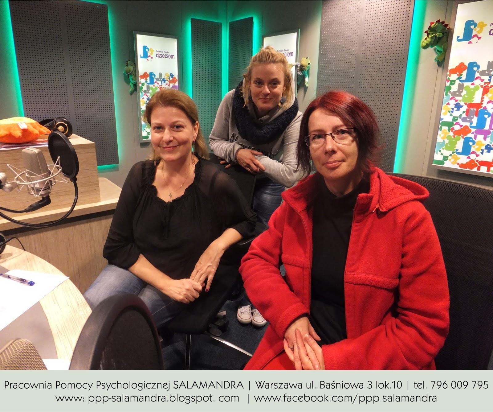 Dobry psycholog Warszawa w programie Strefa Rodzica