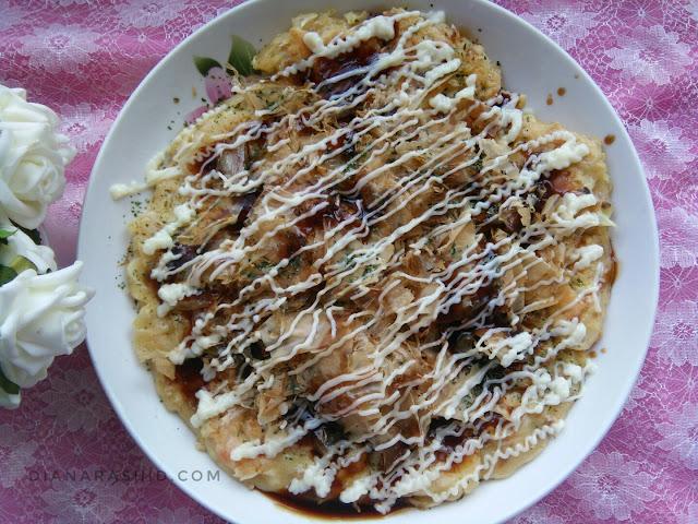 okonomiyaki paling sedap