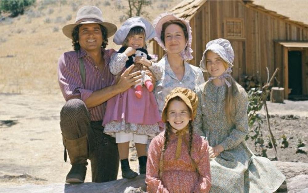 Une grosse pomme ny la petite maison dans la prairie - La petite maison dans la prairie x ...