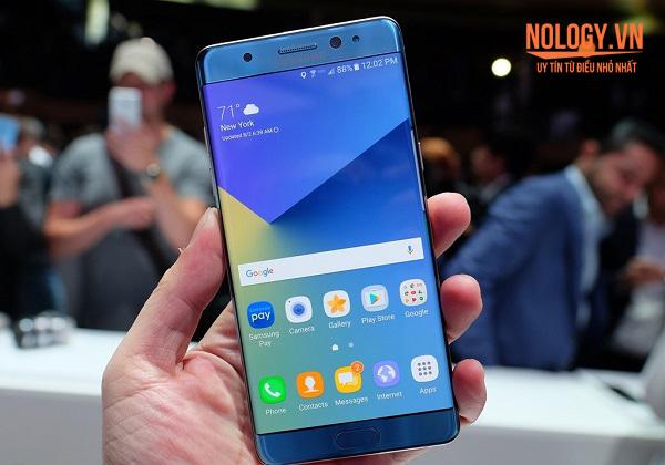 Samsung galaxy Note 7 cũ giá rẻ