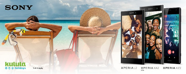 Win a @Kulula Holidays With @SonyXperiaZA and @MTNza #XperiaZA