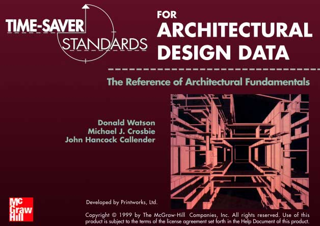 time saver standards for interior design ebook amp architecture library architectural standard 13677