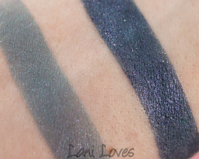Innocent + Twisted Alchemy Divine Eyeshadow Swatches & Review
