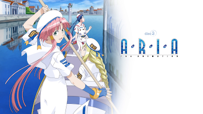 Download Aria The Animation BD Subtitle Indonesia