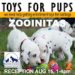 "ZOOINITAS ""Thanks"" the Generous Donors and Sponsors for August 15 Rancho Coastal Support"