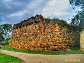 Banavara Fort, Karnataka