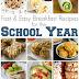 Fast and Easy Breakfast  #BackToSchoolWeek