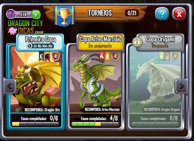 Ganhe o Dragão Orc - Torneio!