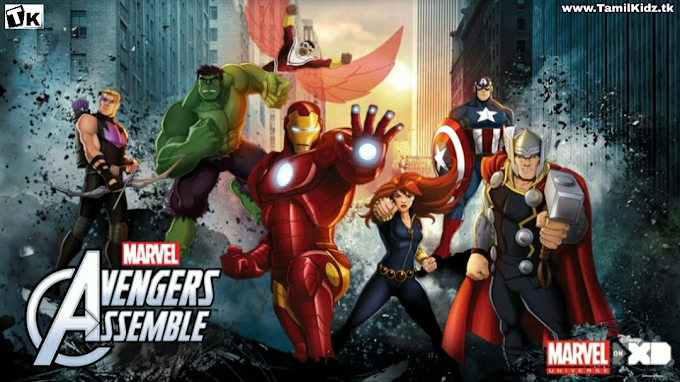 Avengers Assemble Season 02 Tamil Episodes Download
