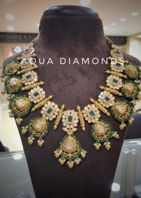 Pachi Necklace by Aqua Diamonds