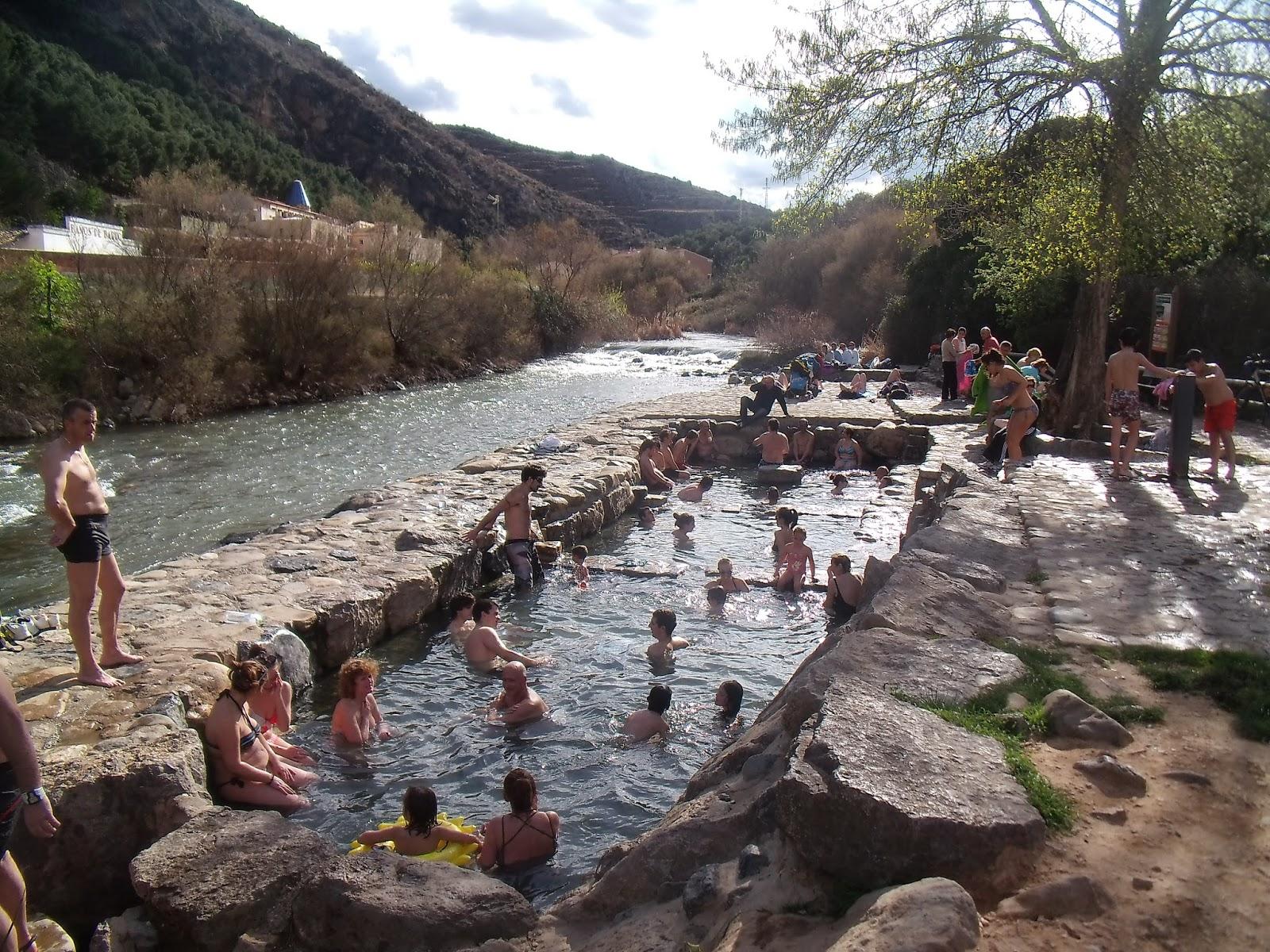 La Senda Del Agua Termal De Arnedillo Excursiones Y Senderismo