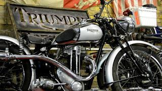 Sejarah Sepeda Motor Triumph