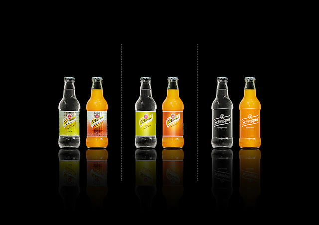 Green Pear Diaries, diseño, packaging, minimalismo, Schweppes