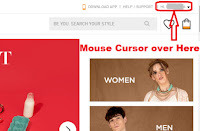 how to change mobile number in jabong account online