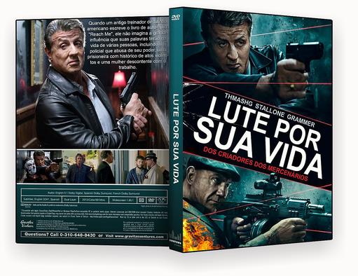Lute Por Sua Vida Dublado – ISO – CAPA DVD