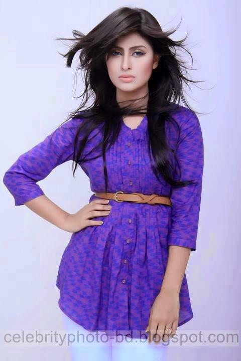 Beautiful Bangladeshi Actress Anika Kabir Shokh Best Photos Gallery 2014