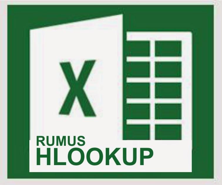 Fungsi Rumus HLOOKUP di Microsoft Excel 2013