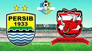 Persib Jamu Madura United di Stadion Mandala Jayapura