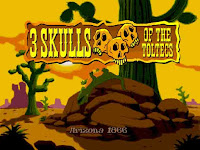 3 Skulls of the Toltecs