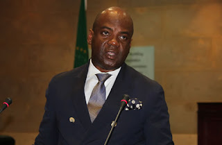 Lawyer Charles Adeogun Phillips