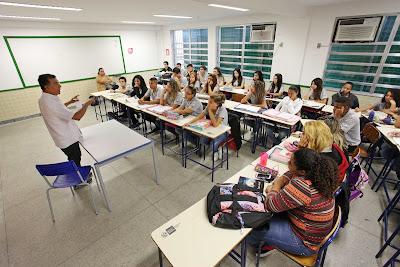 Escolas do estado do Rio terão mais vagas para escolas em tempo integral