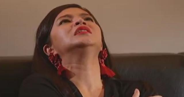 Jacintha Magsaysay Is Still Fainting After She Holds Sandrino's Hand!