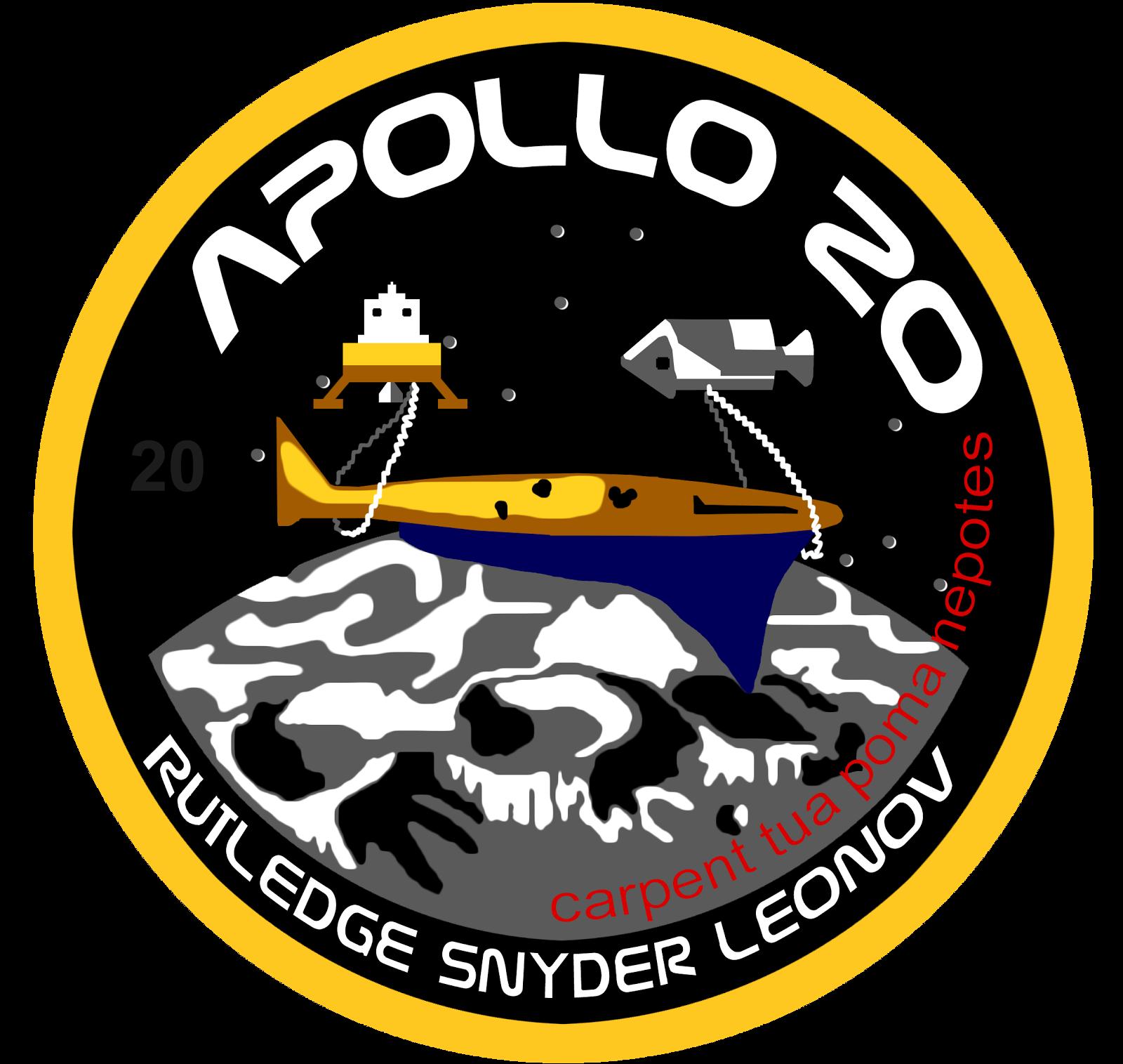 COG - NASA: Apollo 20 PSYOP (Recovering Alien Technology ...