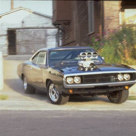 Muscle Car In Fast And Furious 34