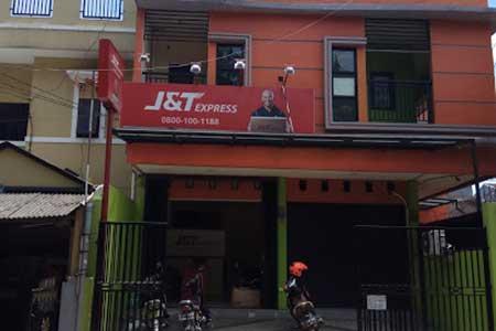 Alamat & Nomor Telepon Kantor J&T Jakarta Timur