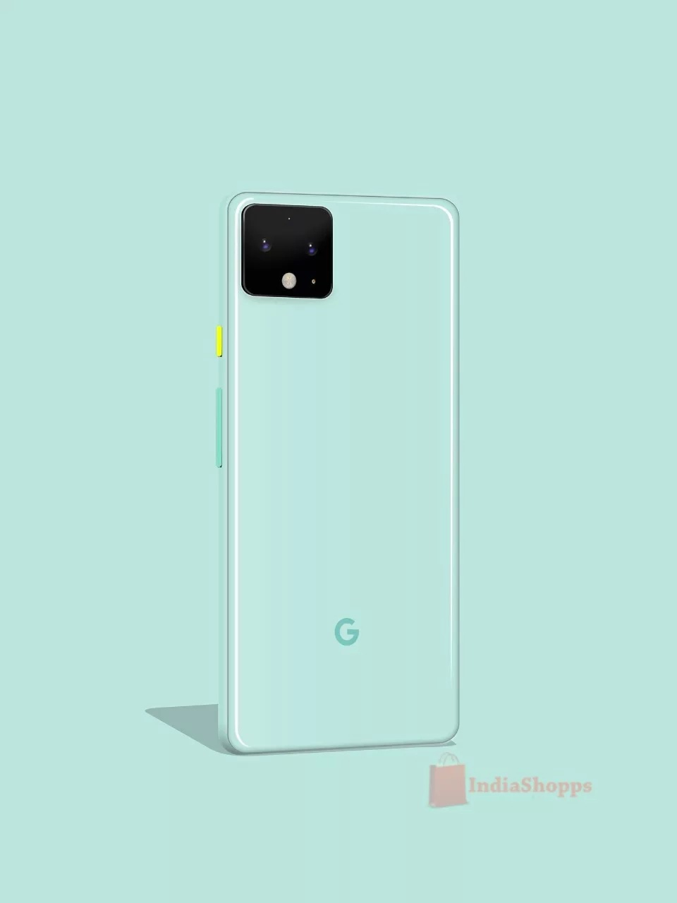 Google Pixel 4 Back Side