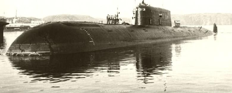 история гибели подводной лодки комсомолец