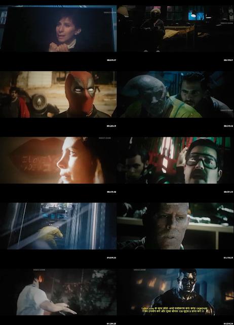 Deadpool 2 2018 Hindi Dubbed Movie Free Download HDRip