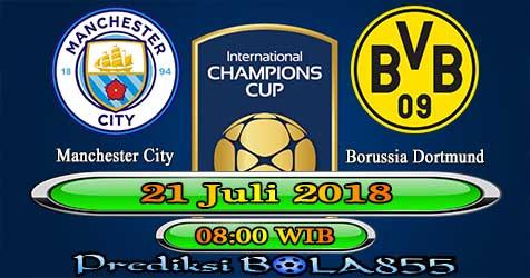 Prediksi Bola855 Manchester City vs Dortmund 21 Juli 2018