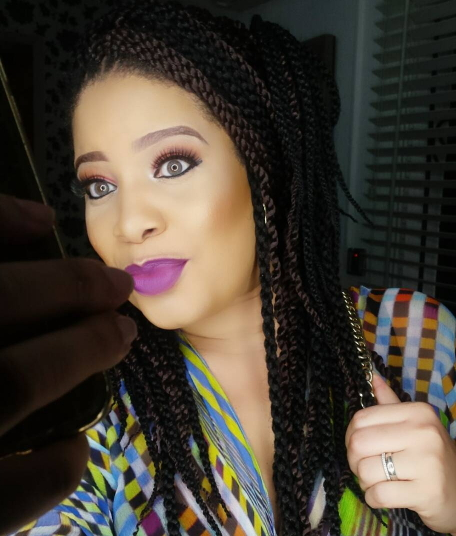 Stunning And Surprising New Looks: Monalisa Chinda Looks Stunning In New Makeover By Buchi
