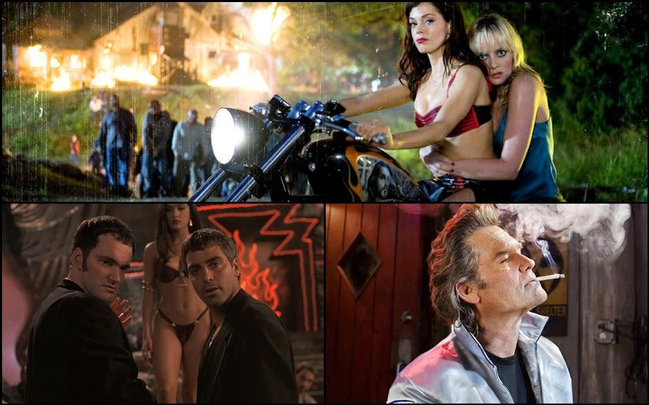 """Especial Grindhouse: Revisitando o Universo """"Exploitation"""" de Quentin Tarantino e Robert Rodriguez"""