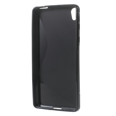 Stylish-TPU-Jelly-Soft-Case-Back-Cover-Sony-Xperia-E5