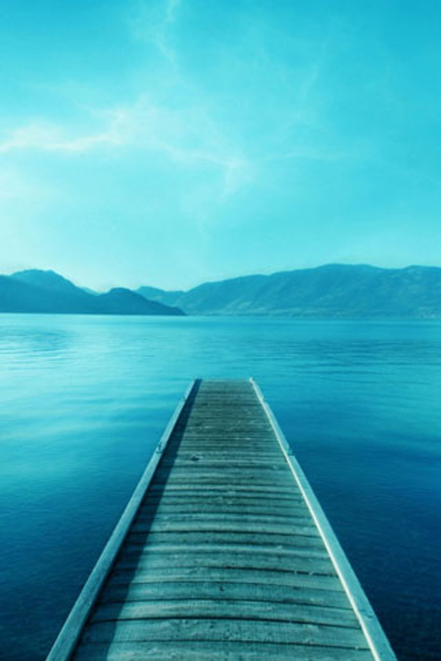 Wallpaper For Phones Fall Blue Water Iphone Wallpaper Iphones Amp Ipod Touch