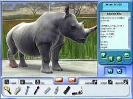لعبة دكتور الحيوانات Zoo Vet