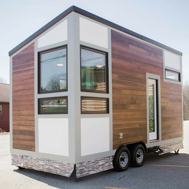 Degsy Tiny House By 84 Lumber