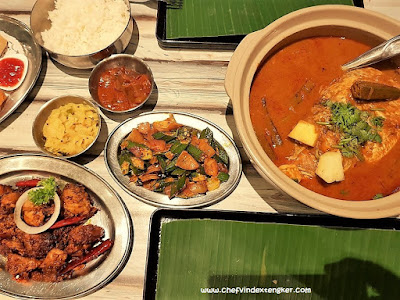 MUTHU'S CURRY – Singapore, vindex tengker
