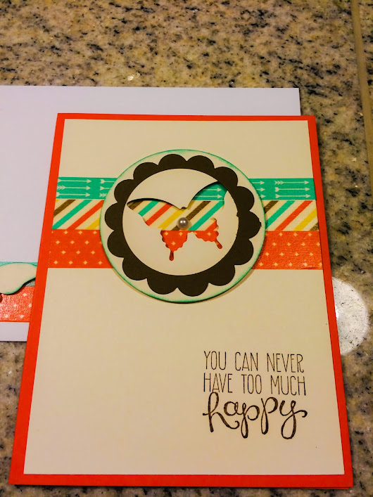 Handmade Crafts With Love: Birthday cards with Jennifer