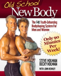 old school new body workout program