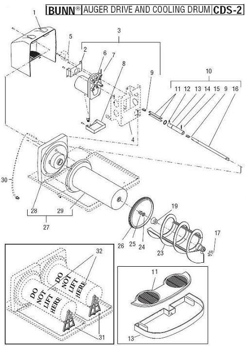 Auger Parts ~ Auger Tool Image