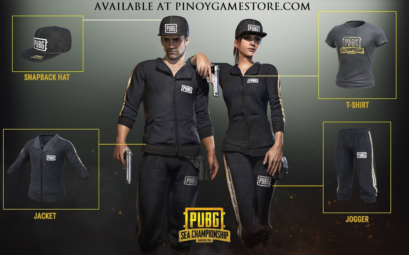 PUBG Skins on Steam ~ Pinoy Game Store - Online Gaming Store in the