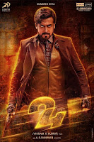 24 (2016) 720p Tamil HDRip Full Movie Download
