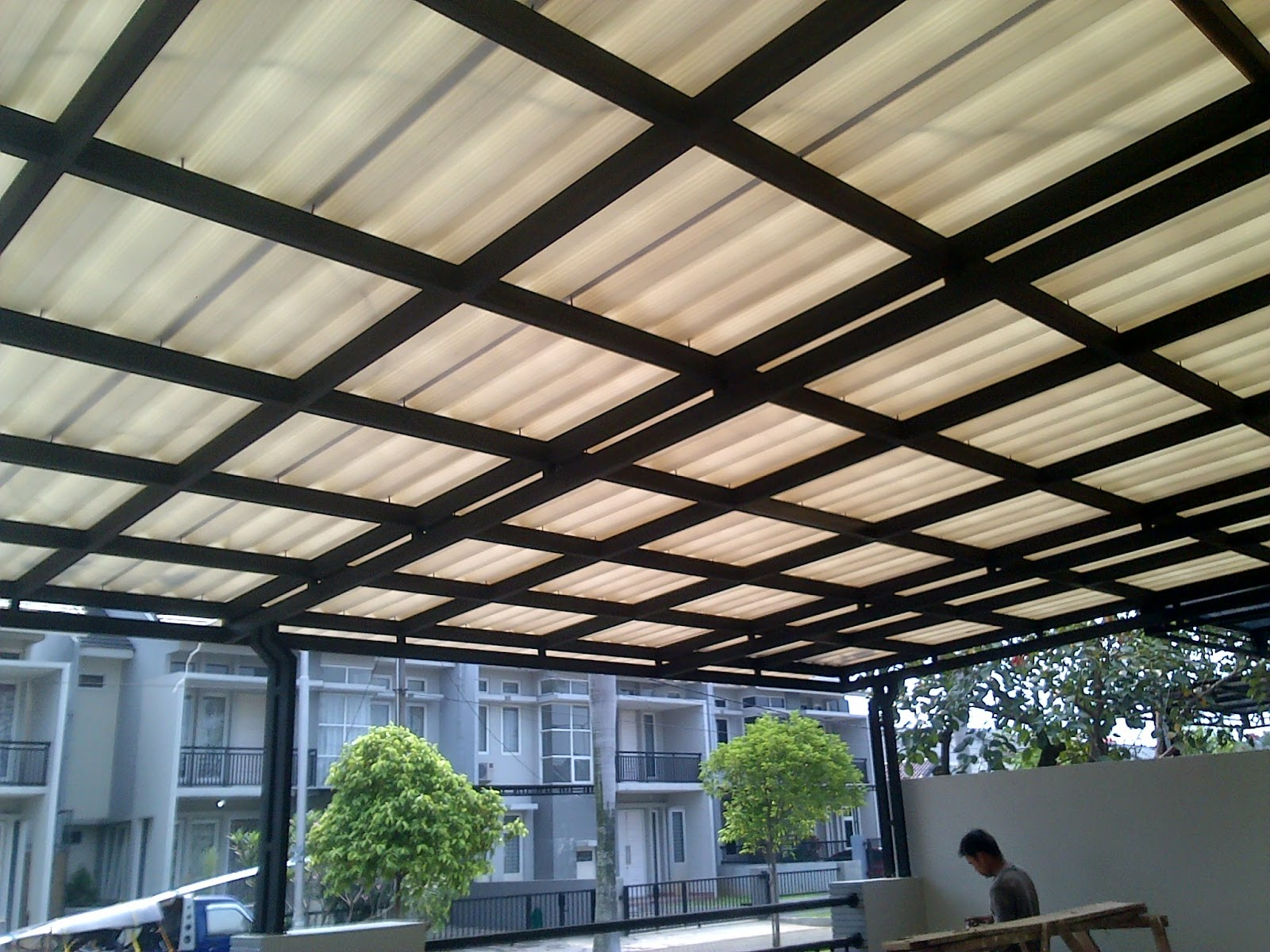 canopy carport kanopi price list daftar harga canopy