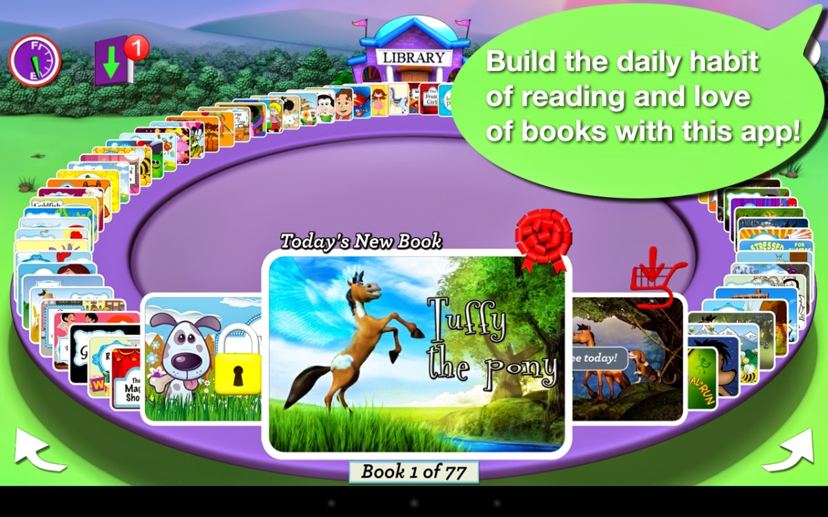 Read me stories: Learn to Read App