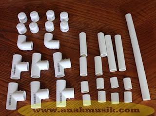 Cara Membuat Stand Gitar Dari Pipa PVC